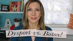 Dysport vs. Botox ~ My Experience