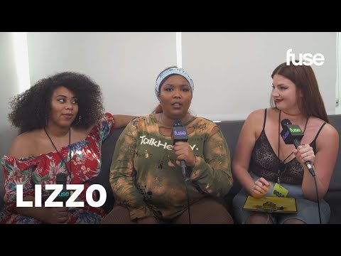 """Lizzo Plays Fuse's """"Storytime With..."""" 