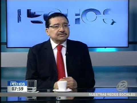 Secretario general del FMLN habla sobre la actual situación del alcalde Nayib Bukele