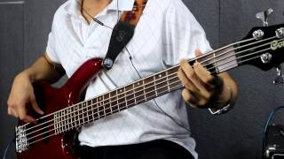 Video betraying the martyrs-let it go (Bass cover by KAN) download MP3, 3GP, MP4, WEBM, AVI, FLV Juli 2018