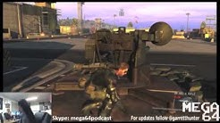 Mega64 Poorly Played Stream 83 - Katy's Call, Pontypool