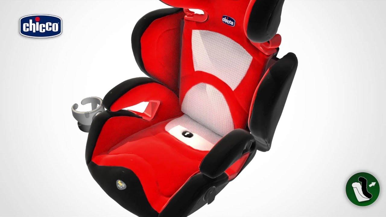 Cadeira Auto Key 2/3 Como instalar   #BE0D0E 1920x1080