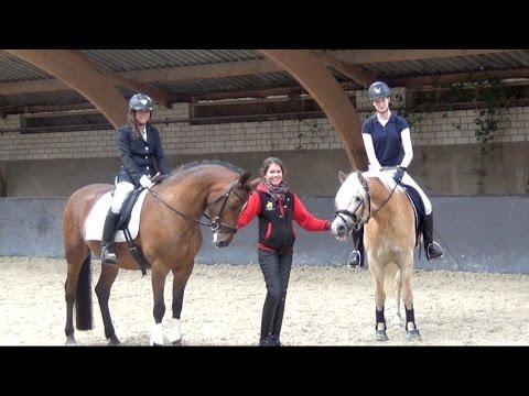 Vlog Fenna van Dam: Clinic Jolanda Adelaar