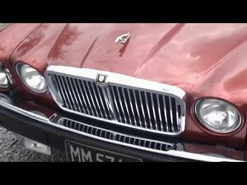 1986 Jaguar Sovereign - Waimak Classic Cars - New Zealand