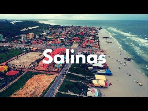 O QUE FAZER EM SALINAS NO PARÁ COM CRIANÇA | Praia do Atalaia | Drone em Salinas