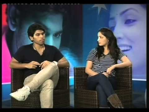 Allu Sirish & Yami Gautam Exclusive Interview About Gauravam Part 1