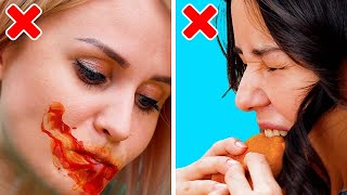 28 FAST FOOD LOVERS FAILS AND USEFUL TIPS