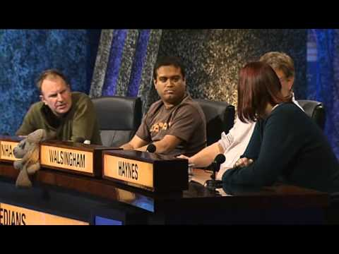 University Challenge  The Professionals Ministry of Justice - Comedians