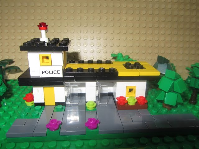 LEGO - Eine Microstadt entsteht - Teil 2