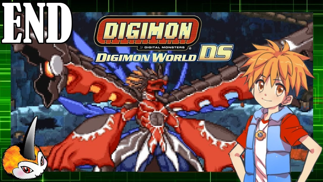 TIME TO SAVE THE DIGITAL WORLD | Digimon World DS / Digimon Story (#19, END)