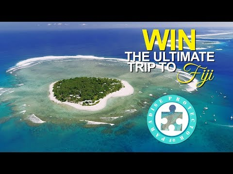 Win a trip to Fiji - Protector of Paradise - Enter Contest Now