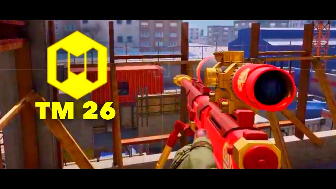 Peek on RUST (COD MW) - YouTube