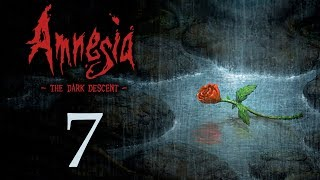 Amnesia: The Dark Descent - Прохождение игры на русском [#7] | PC