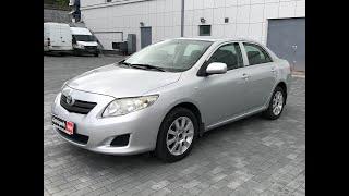 АВТОПАРК  Toyota Corolla 2007 года (код товара 21307)