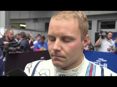 2015 Russia - Post-Race: Valtteri Bottas