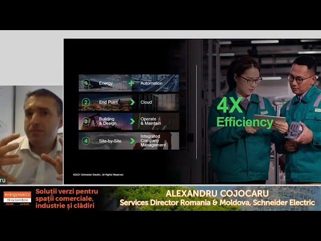Alexandru Cojocaru - Schneider Electric