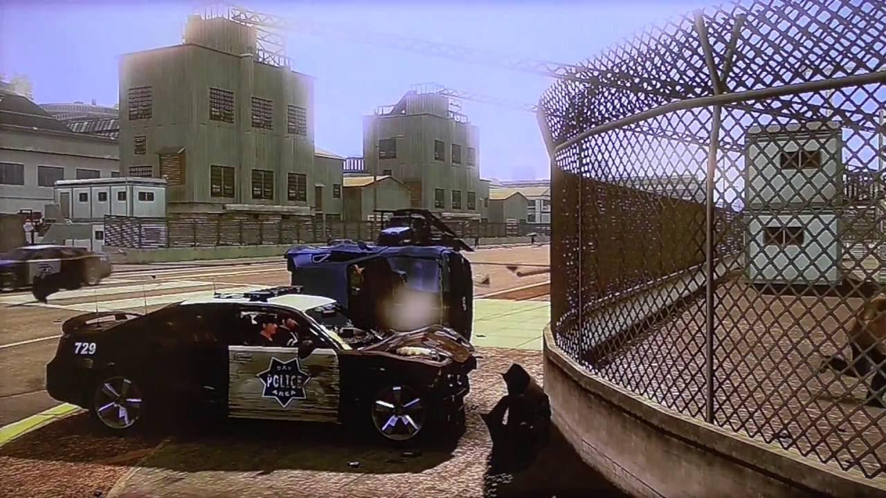 ps3 driver san francisco dodge charger srt8 police car. Black Bedroom Furniture Sets. Home Design Ideas