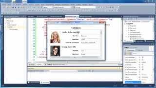 Enlaces a datos en WinForms y en WPF