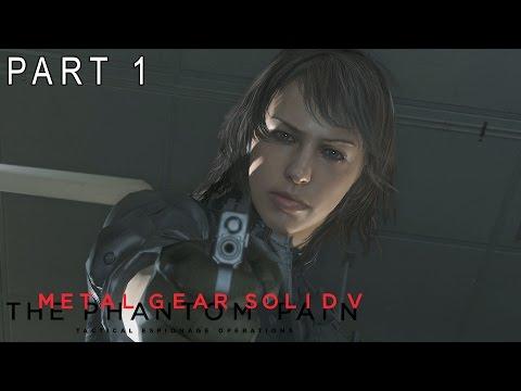 Pembunuhan Sadis - Metal Gear Solid V: The Phantom Pain (Indonesia) - Part 1