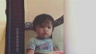 1 YEAR OLD TRYING TO SING TWINKLE TWINKLE LITTLE STAR IN HMONG