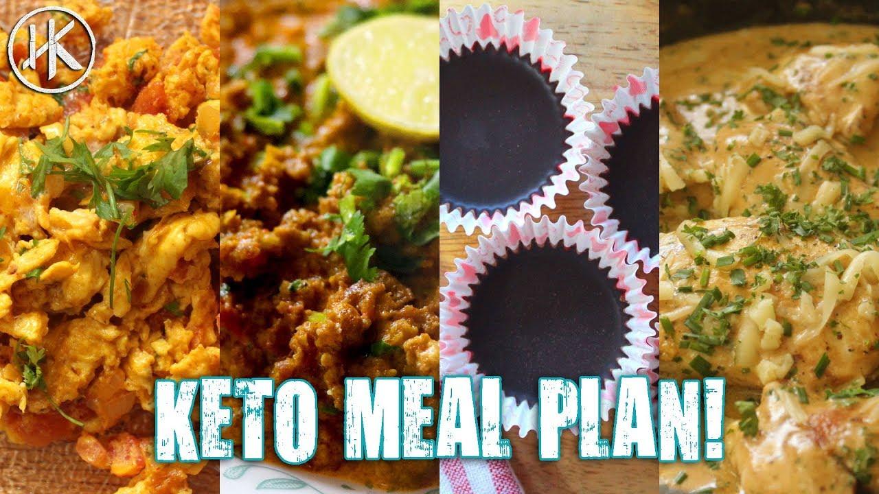 #MealPrepMonday - Episode 3 - 1500 Calorie Keto Meal Plan (Keto Meal Prep)