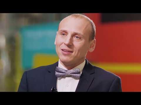 Алексей Бабушкин про нетворкинг на конференции Автодор в Сколково
