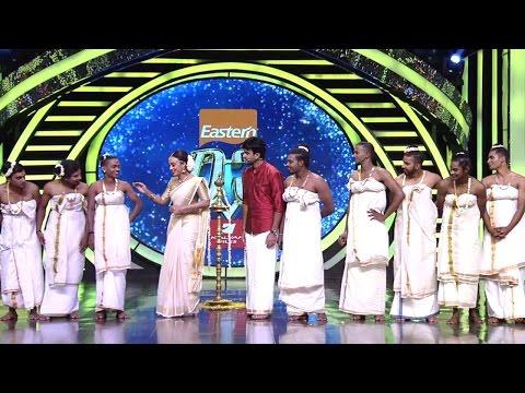 D3 D 4 Dance I Thiruvathira - Aliyans I Mazhavil Manorama