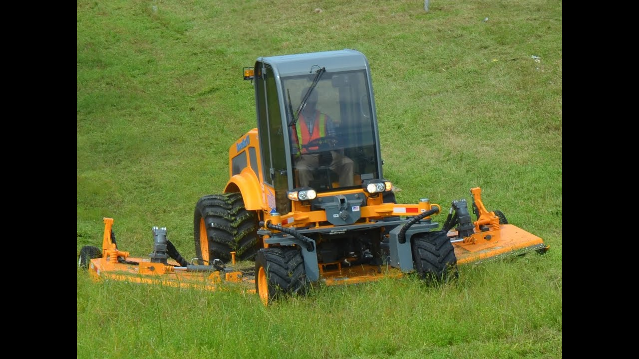 2012 MowerMax - Heavy Duty Industrial Wide Area Mower