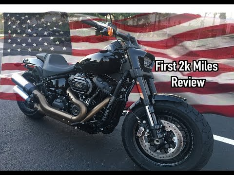5 Things I Hate About My 2018 Harley Davidson 114 Fat Bob