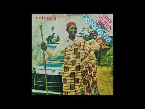 Chief Stephen Osita Osadebe | Album: Obiajulu | Highlife | Nigeria | 1978