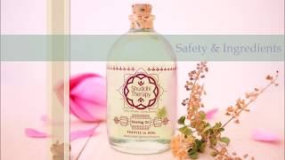 Shuddhi Therapy Healing Oil Saftey and History