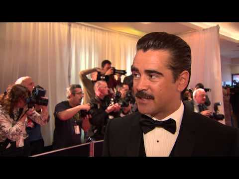 11th Irish Film and Television Awards Red Carpet Interviews 2014