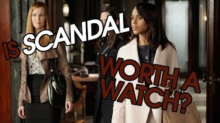 Scandal (ABC) - Worth a Watch? | TV Show Review