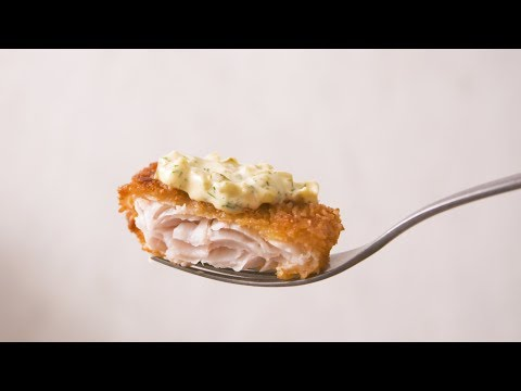 Crispy Fish & 'Chips' 3 Ways