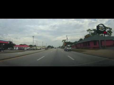 Driving through Avon Park, Florida on US 27