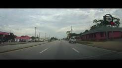 Driving through Avon Park, Florida on US 27