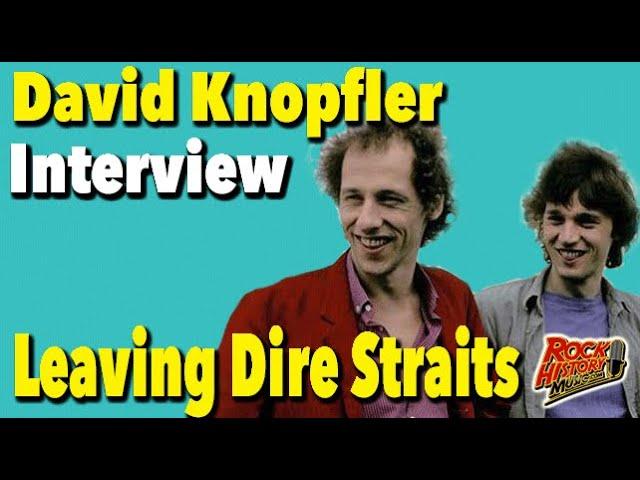 Knopfler david David Knopfler