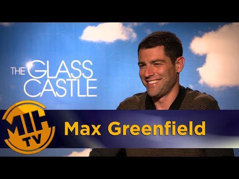 Max Greenfield The Glass Castle Interview