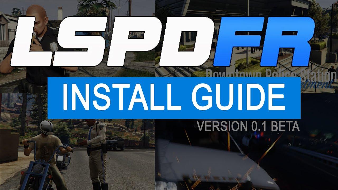 LCPDFR PS4 LIST PDF