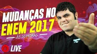 🔴 MUDANÇAS NO ENEM 2017 👉 🚨 URGENTE 🚨 | Matemática Rio