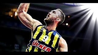 Semih Erden Highlights Euroleague 2014-2015 (Full HD)