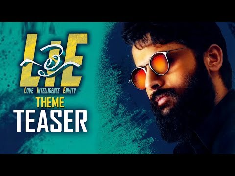 Nithin's LIE Movie Teaser | Theme Teaser | Megha Akash | Fan Made | TFPC