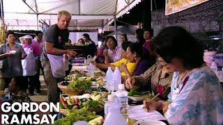 Gordon Ramsay's Food Fails To Impress Judges | Gordon's Great Escape