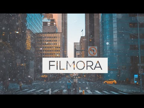 Filmora (Parallax Intro) Tutorial: How To Edit With Filmora