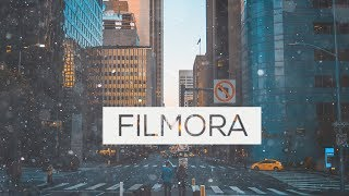 Filmora (Parallax Intro) Tutorial: How To Edit With Filmora