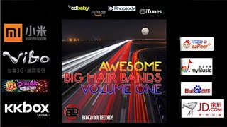 Teaser Awesome Big Hair Bands Vol 1