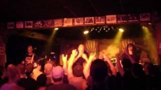"Soilwork ""Deliverance is Mine"" live Blondies Detroit 21 July 2010"
