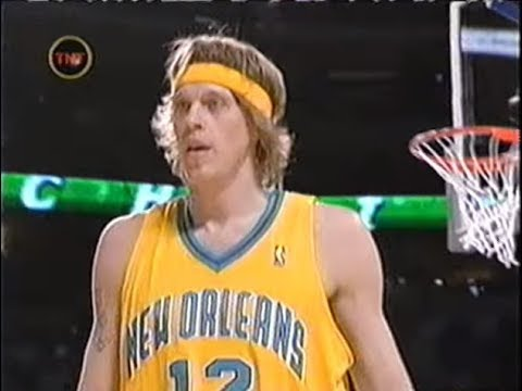 Chris Andersen - 2005 NBA Slam Dunk Contest