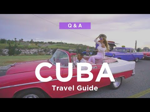 CUBA TRAVEL TIPS   Things you should know before you fly