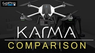 GOPRO KARMA DRONE - Comparison & Specs - Should you buy it?
